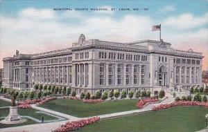 Municipal Courts Building Saint Louis Missouri