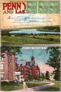 Small Folder, Penn Yan & Keuka Lake NY