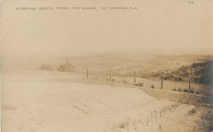 RP; MT VERNON , New Hampshire , 1910 ; Looking South from the Grand