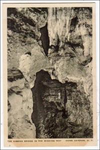 Kissing Bridge, Howe Caverns NY