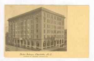 Hotel Selwyn, Charlotte, North Carolina, 00-10s