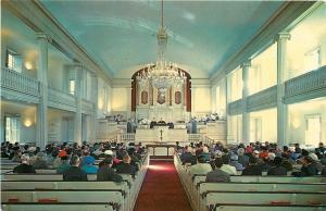 Providence Rhode Island~Beneficent Meeting House on Weybosset Hill 1950s