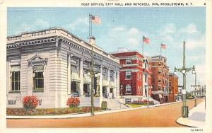 Post OfficeMiddletown, New York