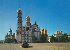 Russia Moscow Kremlin Ivanovskaya Square