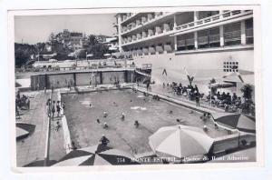 RP  Monte Estoril. Piscina do Hotel Atlantico, Portugal, 30-40s