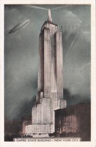 New York City Empire State Building 1935