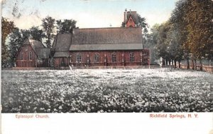 Episcopal Church Richfield Springs, New York