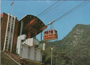 Taiwan Wu Lai Village The Cablecar Station