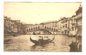 Ponte Di Rialto,Venezia, Italy,00-10s