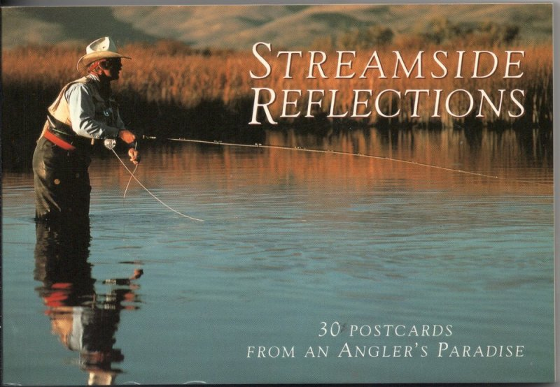 Streamside Reflections - Post Card Set - Mint