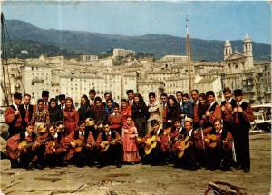 CPM France - Folklore - Groupe Folklorique Corse de Bastia (770295)