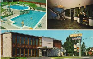 3-Views, Motel Le Grand Bien Inc., Swimming Pool, Rue Principale, GRANBY, Q...