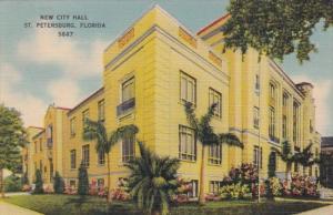 Florida St Petersburg New City Hall 1844