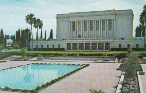 Arizona Mesa The Mormon Temple