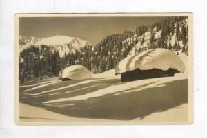 RP  Schwarzwassertal! Steinmandt 1984m, Austria, PU-1927