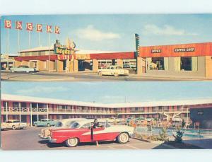 1950's BAGHDAD INN MOTEL Las Vegas Nevada NV G9177-13