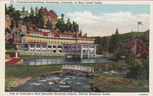 Troutdale-in-the-Pines Resort, Bear Creek Canyon, Evergreen, Colorado, 30-40´s