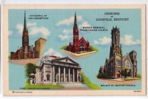 Churches - Multi-View, Louisville KY