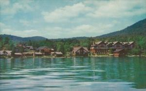 Whiteface Inn Convention and Summer Tourist Hotel Lake Placid In The Adironda...