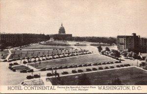 Washington D C Hotel Continental