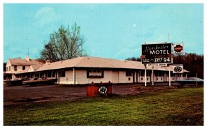 Connectiicut  Manchester Motel