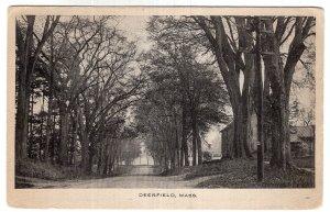 Deerfield, Mass