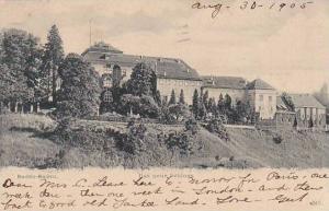 Das Neue Schloss, Baden-Baden (Baden-Württemberg), Germany, PU-1905