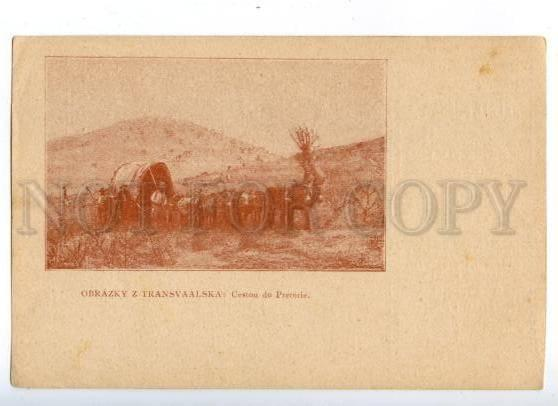 172225 SOUTH AFRICA Transvaal road to Pretoria Vintage PC