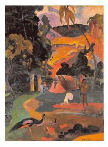 Paul Gauguin - Dead Tree