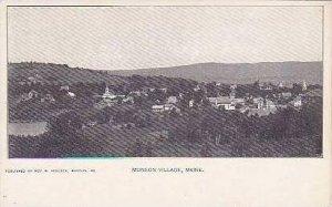 Maine Mason Village