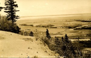 Canada - Nova Scotia, Kings County. View from Look Off   *RPPC