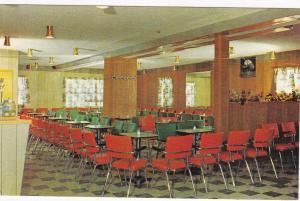 SANDY LAKE , Manitoba, Canada, 40-60s; The Rendezvous Room, Sandy Lake Hotel
