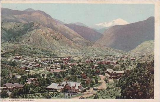 Colorado Manitou