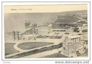 DIEPPE, France, 00-10s  Le Casino et la Plage