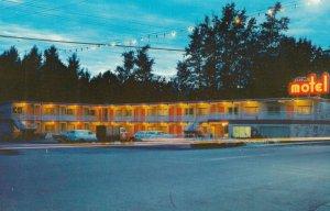 VERNON , B.C. , Canada ,1950-60s ; Schell Motel