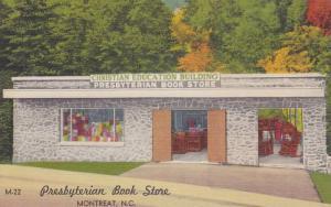 Christian Education Building, Presbyterian Book Store, Montreat, North Caroli...