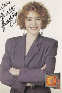 Yvette Fielding Whats Up Doc Hand Signed Cast Photo Please Read