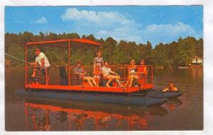 Have fun afloat buy a pontoon boat, Parhams Steel Service, Greenville, Sout...