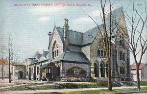 Broadway Presbyterian Church Rock Island Illinois
