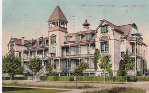 TACOMA , Washington , PU-1909; St. Joseph's Hospital