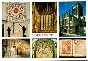 England York The Minster Multi View