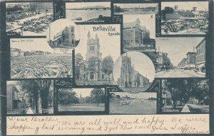 BELLEVILLE , Ontario , Canada , 1905 ; Multiview