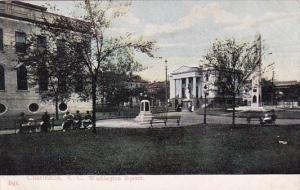 Washington Square Charleston South Carolina