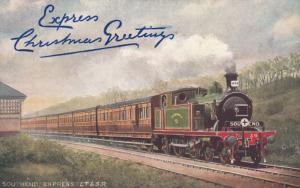 UK Railroad Express Train ; Southend Express, L.T.&S.R. Ver.1, 00-10s ; TUCK