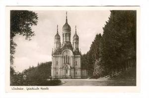 RP, Griechische Kapelle, Wiesbaden (Hesse), Germany, 1920-1940s