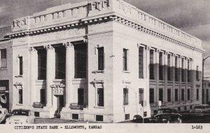 ELLSWORTH , Kansas , PU-1955 ; Citizen's State Bank