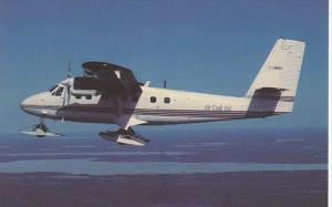 Canada Air Tindi DeHavilland DHC-6 Twin Otter 300 Northwest of Yellowknife