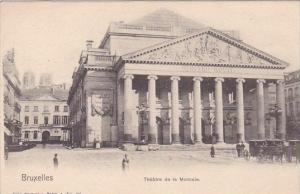 Belgium Brussells Theatre De La Monnale