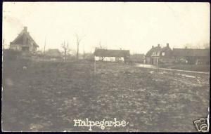 france, HALPEGARBE nr ILLIES, Panorama (ca. 1915) RPPC