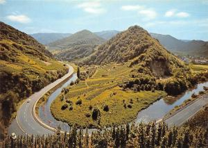 Im romantischen Ahrtal Strasse Road Auto Cars River Panorama